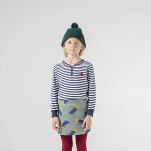 BOBO CHOSES Saturn Snap Buttons T-Shirt by BOBO CHOSES - Mini Pop Style