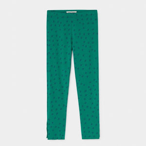BOBO CHOSES All Over Stars Leggings // Green by BOBO CHOSES - Mini Pop Style