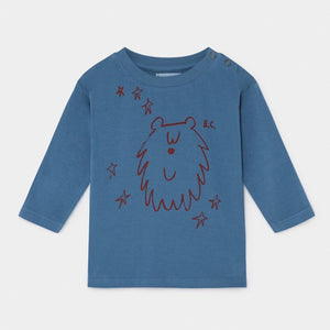 BOBO CHOSES Ursa Major Long Sleeve T-shirt by BOBO CHOSES - Mini Pop Style
