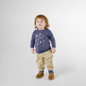BOBO CHOSES Comet Benny Long Sleeve T-shirt by BOBO CHOSES - Mini Pop Style