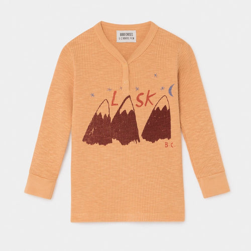 BOBO CHOSES Alaska Buttons T-Shirt by BOBO CHOSES - Mini Pop Style