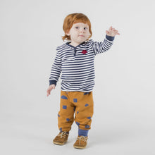 Load image into Gallery viewer, BOBO CHOSES Saturn Snap Buttons T-Shirt by BOBO CHOSES - Mini Pop Style