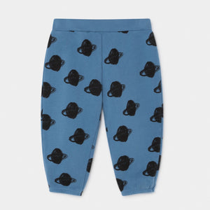 BOBO CHOSES All Over Big Saturn Jogging Pants by BOBO CHOSES - Mini Pop Style