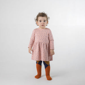 BOBO CHOSES All Over Stars Fleece Dress by BOBO CHOSES - Mini Pop Style
