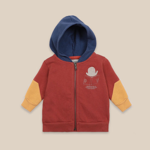 BOBO CHOSES Translator Hooded Sweatshirt