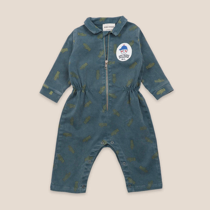 BOBO CHOSES Hands All Over Woven Overall by BOBO CHOSES - Mini Pop Style