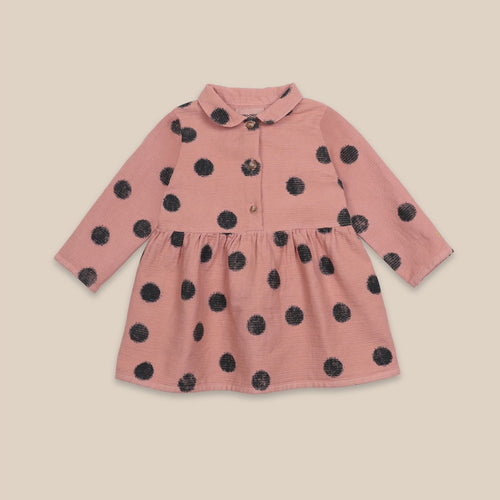 BOBO CHOSES Spray Dots Princess Dress