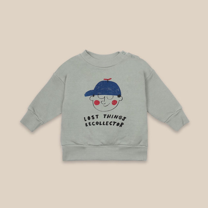 BOBO CHOSES Boy Sweatshirt // Deser Sagei by BOBO CHOSES - Mini Pop Style