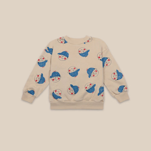 BOBO CHOSES Boy All Over Sweatshirt by BOBO CHOSES - Mini Pop Style