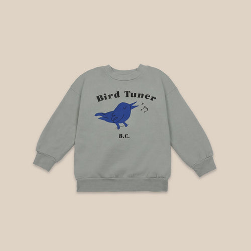 BOBO CHOSES Bird Tuner Sweatshirt // Desert Sagei