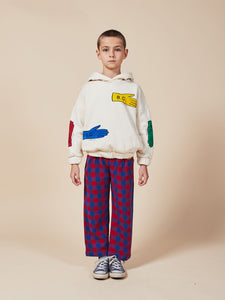 BOBO CHOSES Lost Gloves Hooded Sweatshirt by BOBO CHOSES - Mini Pop Style