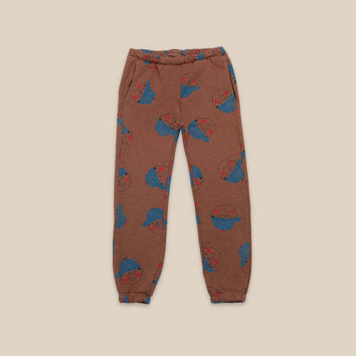BOBO CHOSES Boy All Over Jogging Pants // Caramel Cafe