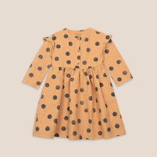 Load image into Gallery viewer, BOBO CHOSES Spray Dots Woven Dress // Sunflower