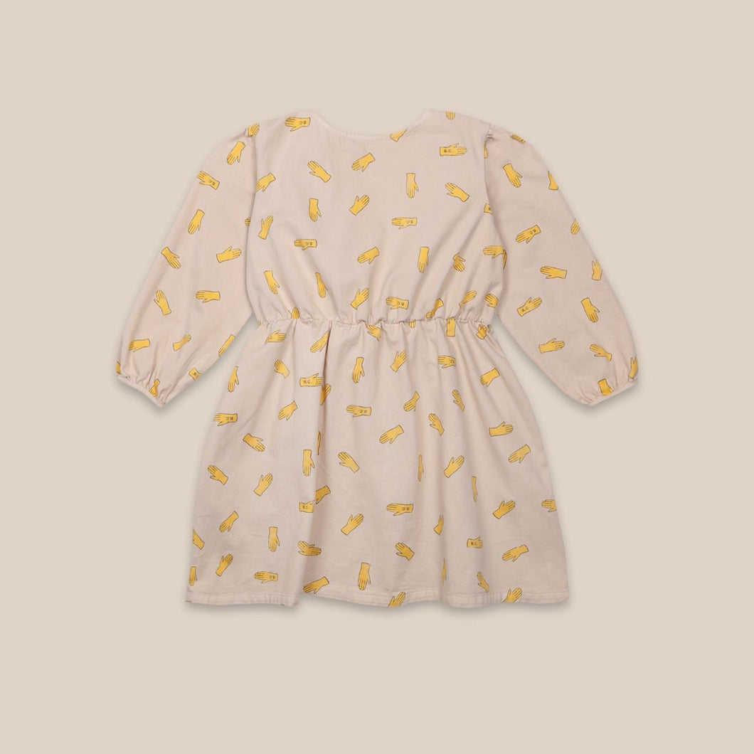 BOBO CHOSES Hand All Over Woven Dress by BOBO CHOSES - Mini Pop Style