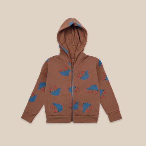 BOBO CHOSES Boy All Over Sweatshirt // Caramel Cafe