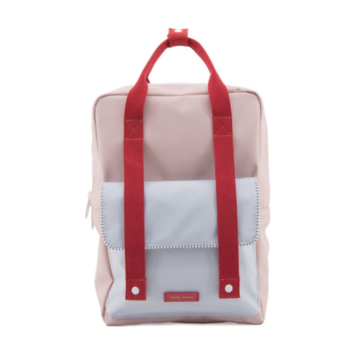 Sticky Lemon Backpack Deluxe Large // Mendl's Pink - Mini Pop Style