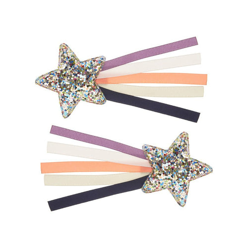 Mimi & Lula Shooting Star Clips by Mimi & Lula - Mini Pop Style