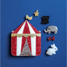 Load image into Gallery viewer, Mimi & Lula Circus Tent Bag by Mimi & Lula - Mini Pop Style