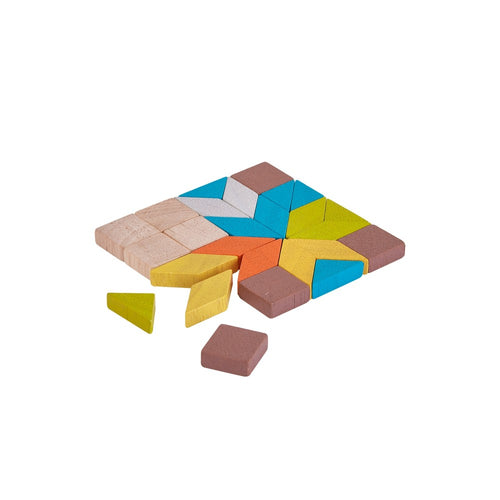 PlanToys Mosaic by Plan Toys - Mini Pop Style