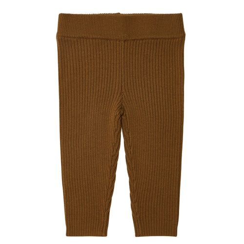 FUB Baby Leggings Wool // Sienna by FUB - Mini Pop Style