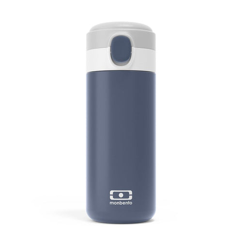 Monbento The Compact Insulated Bottle // Pop Blue Infinity by Monbento - Mini Pop Style