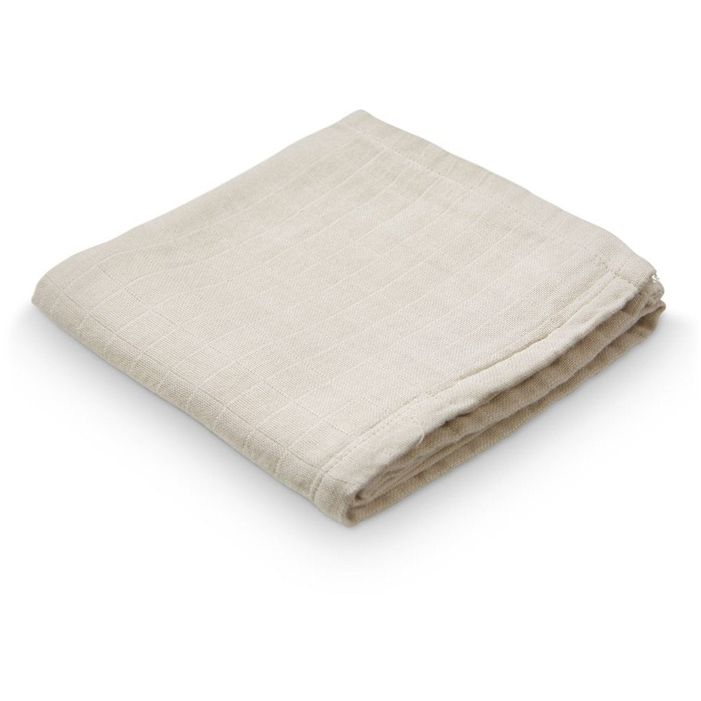 Cam Cam Muslin Cloth 2 Pack // Light Sand by Cam Cam - Mini Pop Style