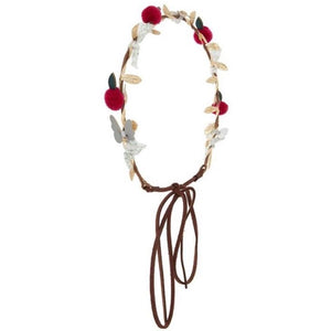 Mimi & Lula Cherry Garland Red by Mimi & Lula - Mini Pop Style