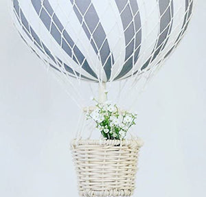 FILIBABBA Hot Air Balloon 10 cm //  Blue by FILIBABBA - Mini Pop Style