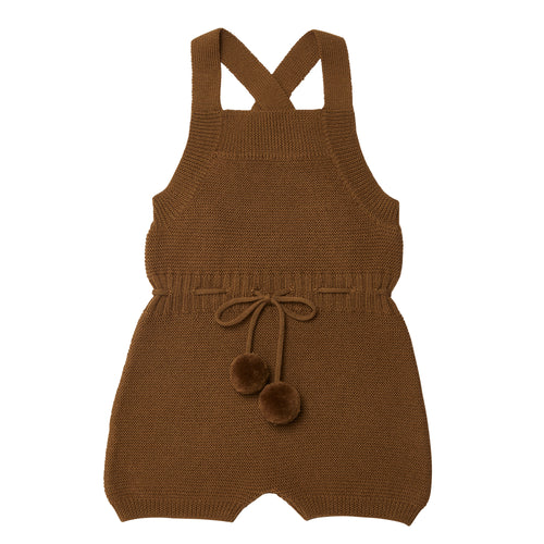 FUB Baby Overall Body Wool // Sienna - Mini Pop Style