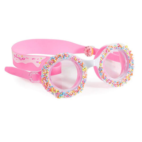 Bling2o Swim Goggles // Donut Pink by Bling2o - Mini Pop Style
