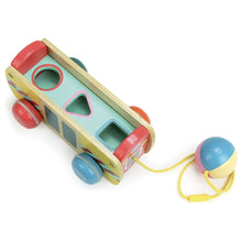 Load image into Gallery viewer, VILAC Coach Pull Toy by Vilac - Mini Pop Style