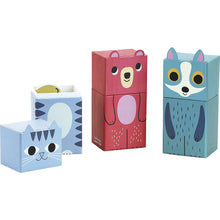 Load image into Gallery viewer, Vilac Mini Wooden Puzzles // Bear by Vilac - Mini Pop Style