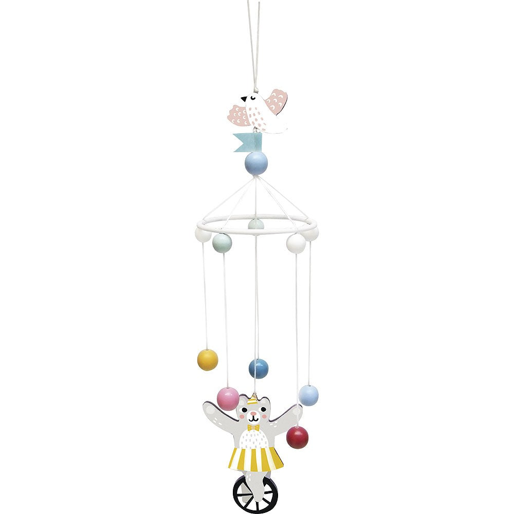 Vilac Little Circus Mobile by Vilac - Mini Pop Style
