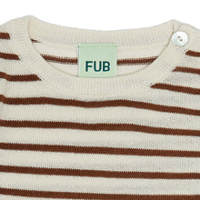 Load image into Gallery viewer, FUB Baby Body Wool // Ecru/Umber
