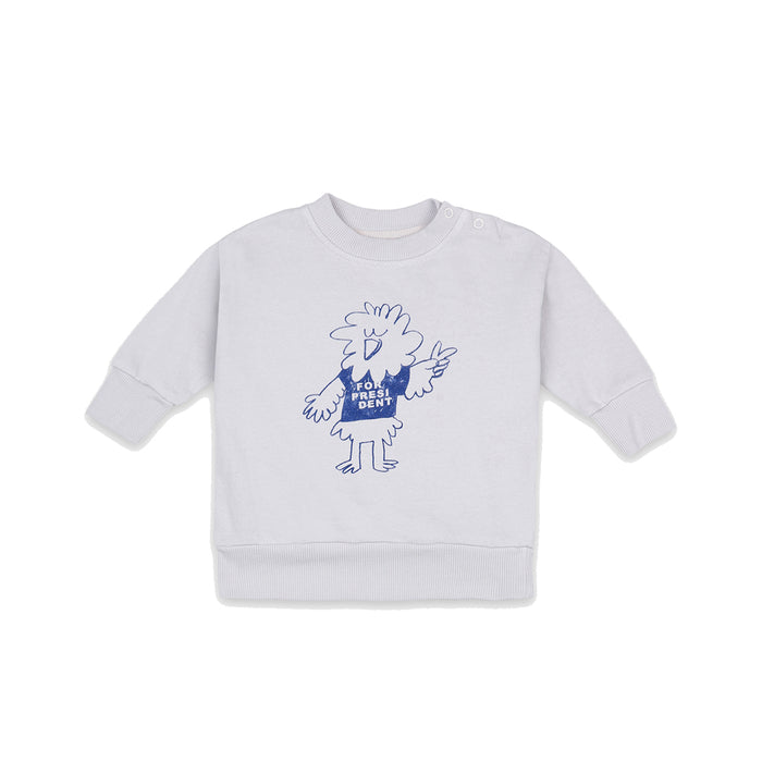 BOBO CHOSES Bird Says Yes Sweatshirt | Mini Pop Style