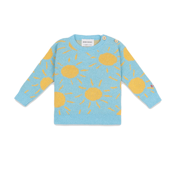 BOBO CHOSES Sun Jaquard Jumper
