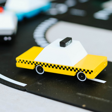 Load image into Gallery viewer, Candylab Candycar // Taxi by Candylab - Mini Pop Style