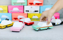 Load image into Gallery viewer, Candylab Candycar // Teal Wagon by Candylab - Mini Pop Style