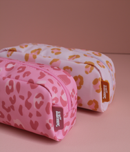 Load image into Gallery viewer, Eef Lillemor  Animal print pencilcases // Pink by Eef Lillemor - Mini Pop Style