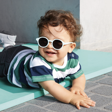 Load image into Gallery viewer, IZIPIZI PARIS Sunglasses Baby 0-12 Months // Sky Blue by IZIPIZI - Mini Pop Style
