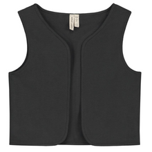 Load image into Gallery viewer, Gray Label Gilet Vest // Nearly Black