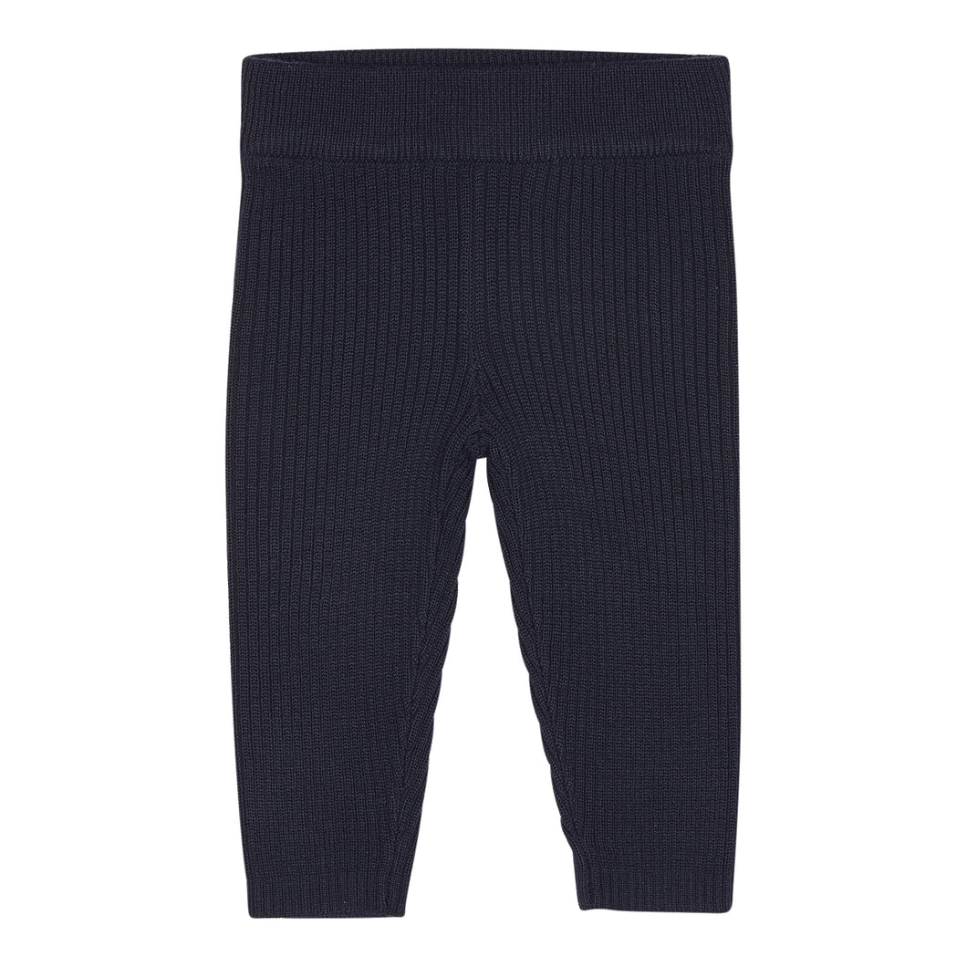 FUB Baby Leggings Wool // Dark Navy