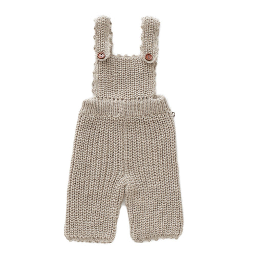 Oeuf English Overall // Grey by Oeuf - Mini Pop Style