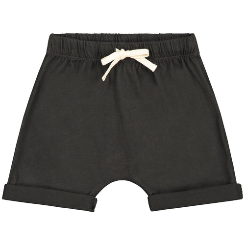 Gray Label Shorts // Nearly Black by Gray Label - Mini Pop Style