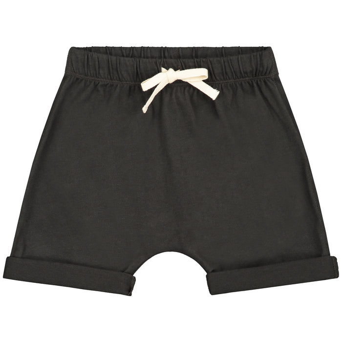 Gray Label Shorts // Nearly Black