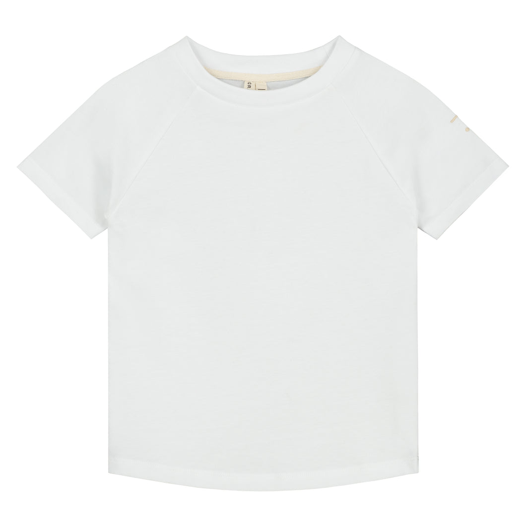 Gray Label Crewneck Tee // White by Gray Label - Mini Pop Style