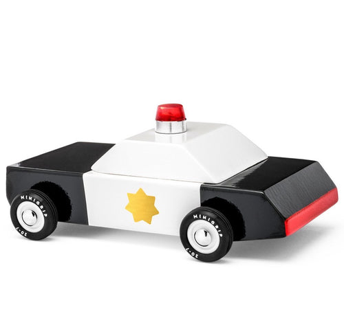 Candylab Candycar // Police by Candylab - Mini Pop Style