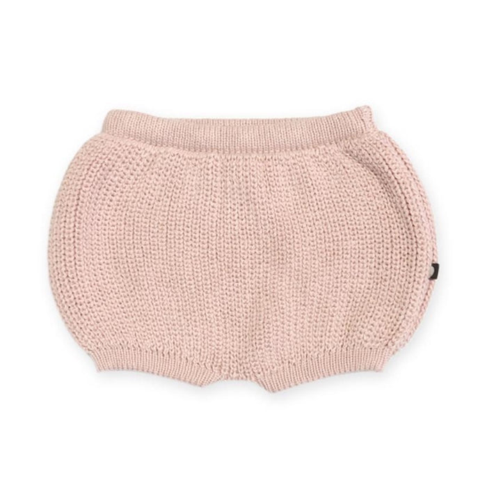 Oeuf Bubble Shorts // Coral Almond
