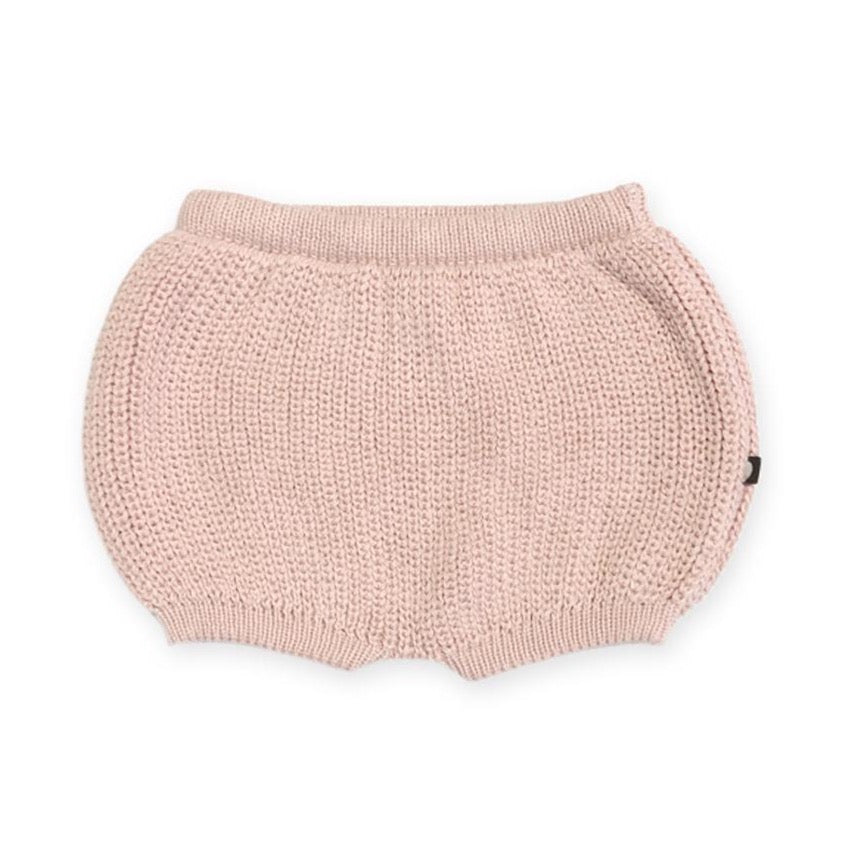 Oeuf Bubble Shorts // Coral Almond by Oeuf - Mini Pop Style