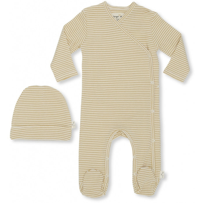 Konges Sløjd Dio Newborn Set Deux // Sunspell Stribes by Konges Sløjd - Mini Pop Style